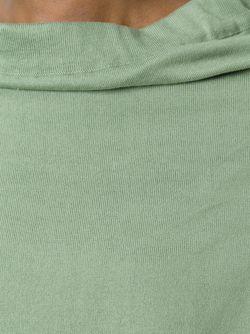 Футболка Jap SOCIETE ANONYME                                                                                                              зелёный цвет