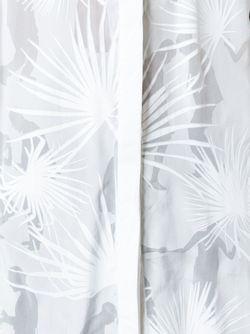 Рубашка Dancing Palms С Вырезными Деталями Chalayan                                                                                                              белый цвет