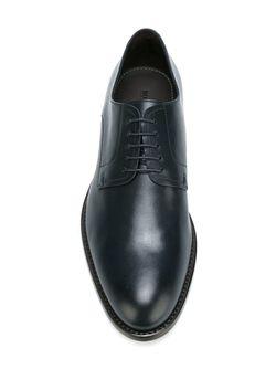 Туфли На Шнуровке Hugo                                                                                                              синий цвет