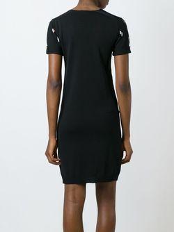 Платье Cartoon Cactus Kenzo                                                                                                              чёрный цвет
