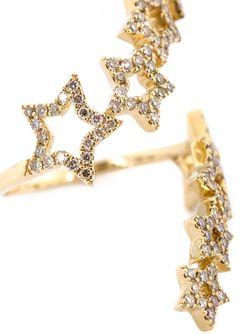 Кольцо С Бриллиантами ROSA DE LA CRUZ                                                                                                              серебристый цвет