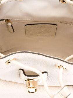 Рюкзак С Откидным Клапаном COACH                                                                                                              Nude & Neutrals цвет