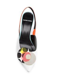 Туфли С Ремешком На Пятке Pierre Hardy                                                                                                              многоцветный цвет