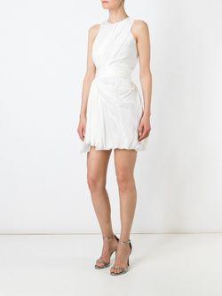 Платье Без Рукавов Fausto Puglisi                                                                                                              Nude & Neutrals цвет