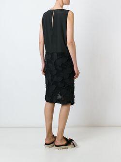 Платье Shanti Erika Cavallini                                                                                                              черный цвет