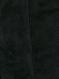 Брюки Скинни С Высокой Талией Balmain                                                                                                              черный цвет