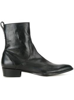 Ботинки На Молнии HL HEDDIE LOVU                                                                                                              черный цвет