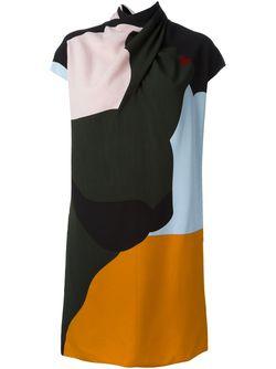 Платье С Запахом Nina Ricci                                                                                                              многоцветный цвет