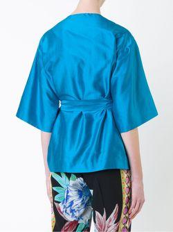 Пиджак С Рукавами-Кимоно Etro                                                                                                              синий цвет