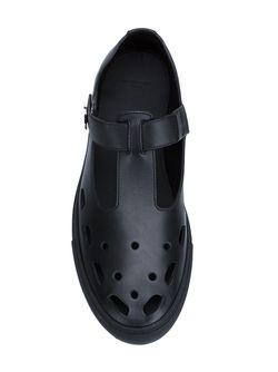Кеды В Стиле Мери Джейн Givenchy                                                                                                              чёрный цвет