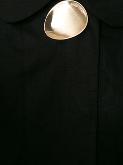 Приталенное Платье С Брошью Opening Ceremony                                                                                                              чёрный цвет