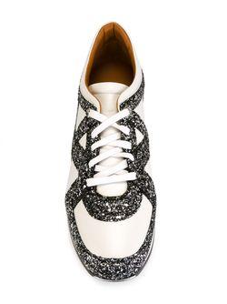 Кроссовки London Jimmy Choo                                                                                                              белый цвет