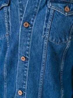 Джинсовая Куртка Livingstone Natural Selection                                                                                                              синий цвет