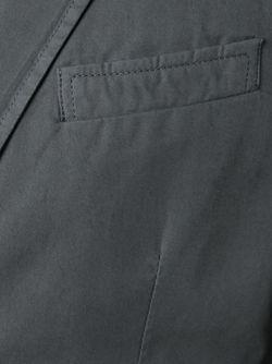 Пиджак С Застежкой На Две Пуговицы Aspesi                                                                                                              серый цвет