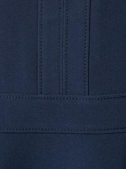 Мини-Платье С Расклешенными Рукавами Elizabeth And James                                                                                                              синий цвет