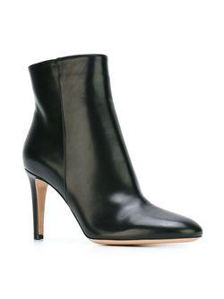 Ботинки По Щиколотку Gianvito Rossi                                                                                                              чёрный цвет
