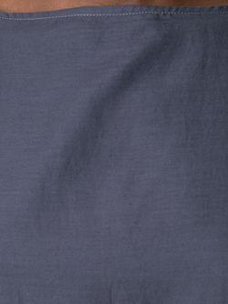 Платье Weaver TOOGOOD                                                                                                              синий цвет