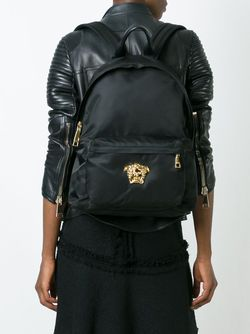 Medusa Backpack Versace                                                                                                              чёрный цвет