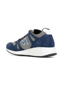 Кроссовки Interactive N20 Hogan                                                                                                              синий цвет
