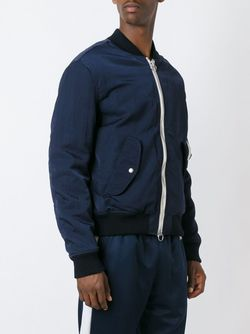 Куртка-Бомбер Thomasson Soulland                                                                                                              синий цвет