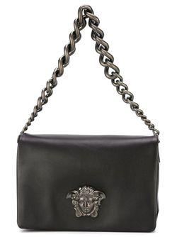 Сумка На Плечо Medusa Versace                                                                                                              черный цвет