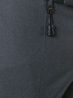 Классические Брюки Incotex                                                                                                              серый цвет