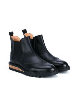 Ботинки Челси Brique HENDER SCHEME                                                                                                              черный цвет