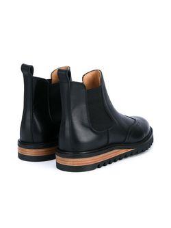 Ботинки Челси Brique HENDER SCHEME                                                                                                              чёрный цвет