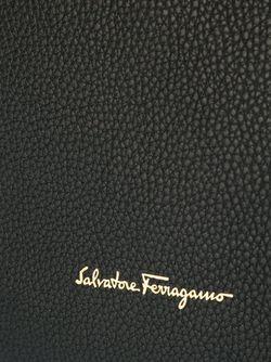 Сумка-Тоут Ally Salvatore Ferragamo                                                                                                              черный цвет