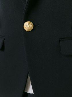 Пиджак На Одну Пуговицу Balmain                                                                                                              чёрный цвет