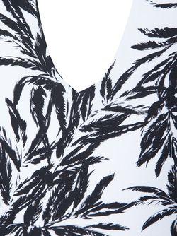 Купальник Nina Halter Onia                                                                                                              белый цвет