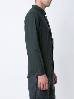 Рубашка С Нагрудным Карманом BY WALID                                                                                                              чёрный цвет
