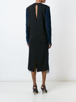 Платье Adamski Minimarket                                                                                                              чёрный цвет
