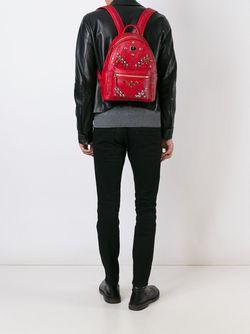 Medium Stark Backpack MCM                                                                                                              красный цвет