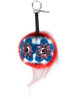 Подвеска На Сумку Bag Bugs Fendi                                                                                                              многоцветный цвет