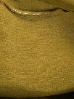 Большая Сумка Через Плечо С Бахромой MA+                                                                                                              зелёный цвет