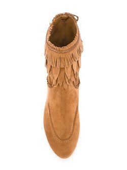 Ботинки Tiger Lily Aquazzura                                                                                                              коричневый цвет