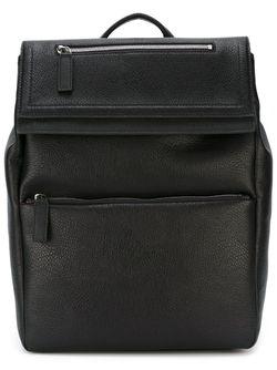 Рюкзак С Откидным Клапаном Salvatore Ferragamo                                                                                                              черный цвет