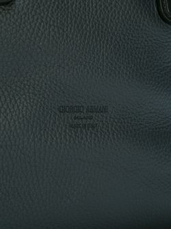 Средняя Сумка-Тоут Giorgio Armani                                                                                                              черный цвет