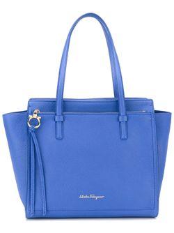 Сумка-Тоут Amy Salvatore Ferragamo                                                                                                              синий цвет