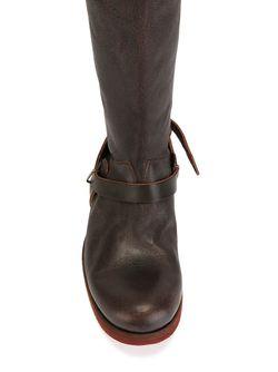 Сапоги С Пряжкой MA+                                                                                                              коричневый цвет