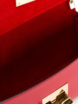 Сумка Locket Petite Jimmy Choo                                                                                                              красный цвет