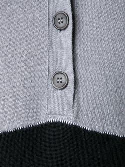 Удлиненный Кардиган MM6 by Maison Margiela                                                                                                              серый цвет