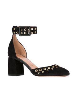 Декорированные Туфли Red Valentino                                                                                                              чёрный цвет