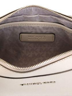 Сумка Через Плечо Jet Set Travel Michael Michael Kors                                                                                                              серый цвет