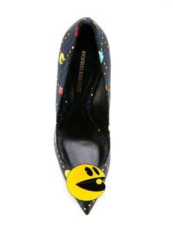 Туфли Eden Pacman Nicholas Kirkwood                                                                                                              чёрный цвет