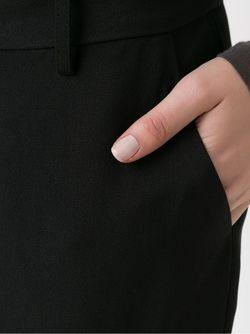Grid Trousers Uma Raquel Davidowicz                                                                                                              черный цвет