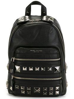 Рюкзак Recruit Chipped Studs Marc Jacobs                                                                                                              чёрный цвет