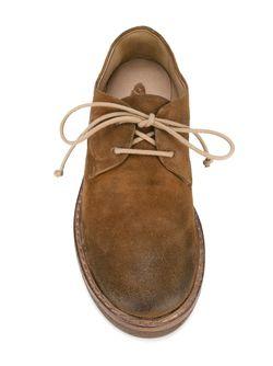 Туфли Noce С Закругленным Носком Marsell                                                                                                              коричневый цвет