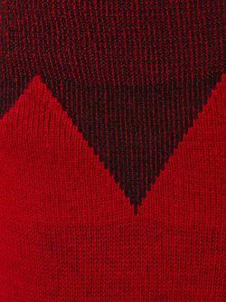 Вязаные Брюки JEAN PAUL GAULTIER VINTAGE                                                                                                              красный цвет